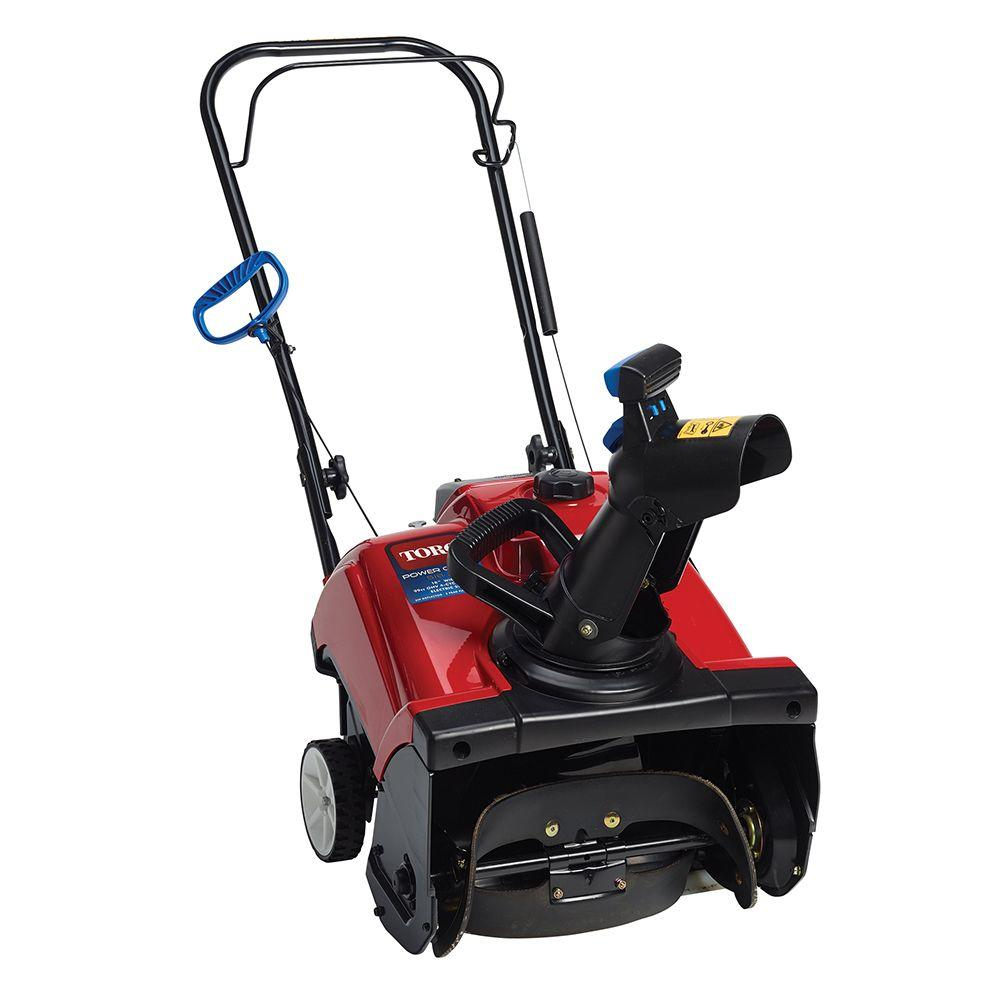 Toro Power Clear 518 ZE 18 in. Single-Stage Gas Snow Blower