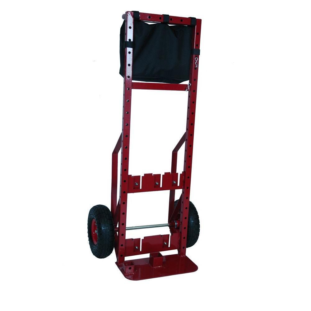 Pull-It 3000x/6000x Portable Storage Tool Cart