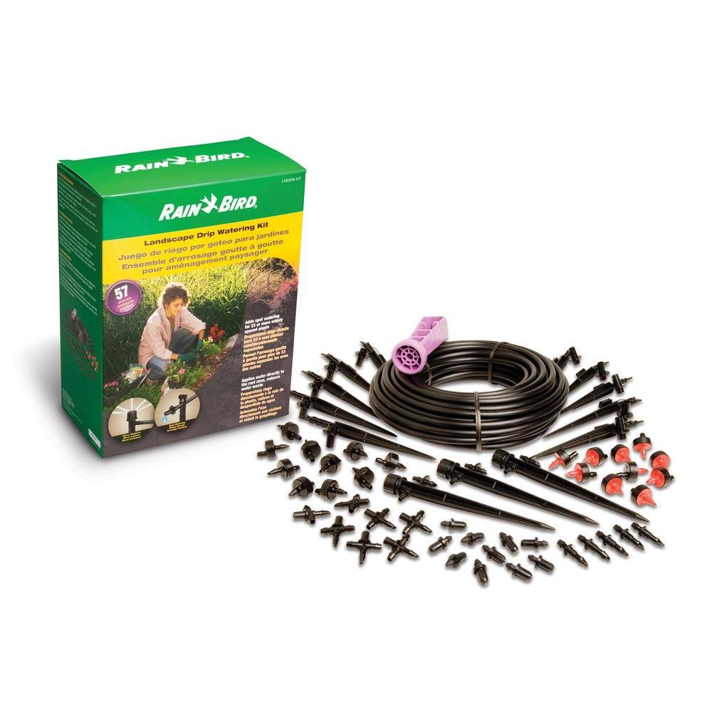 Landscape Drip Spot Watering Kit