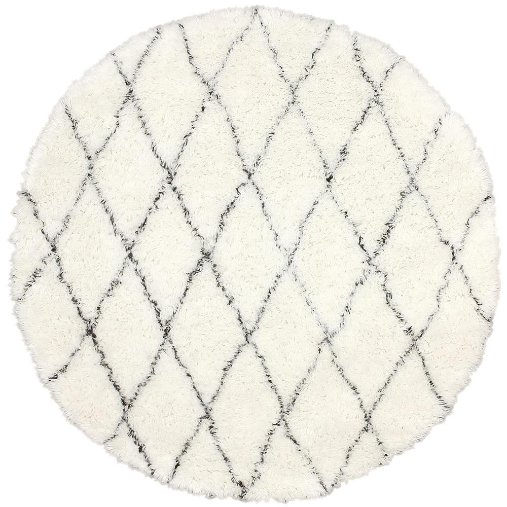 24124337b4d9d 6  Round - Geometric - Mid-Century Modern - Area Rugs - Rugs - The ...