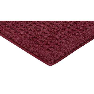 Vista Cabernet 2 ft. x 6 ft. Indoor Area Rug