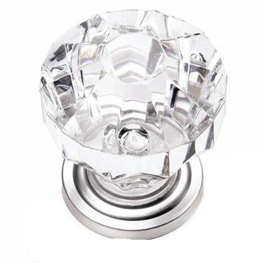Laurey 1-1/4 in. Pewter Round Cabinet Knob