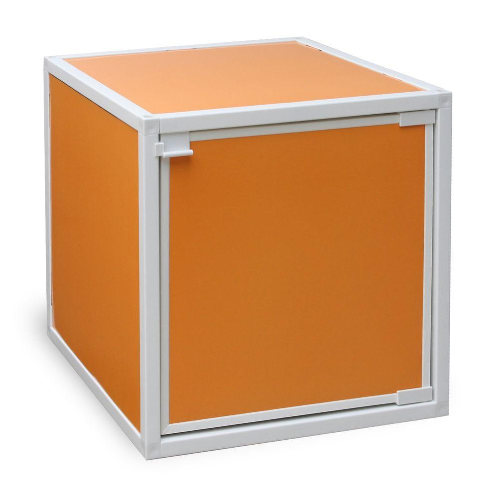 Way Basics Eco Orange Storage Box