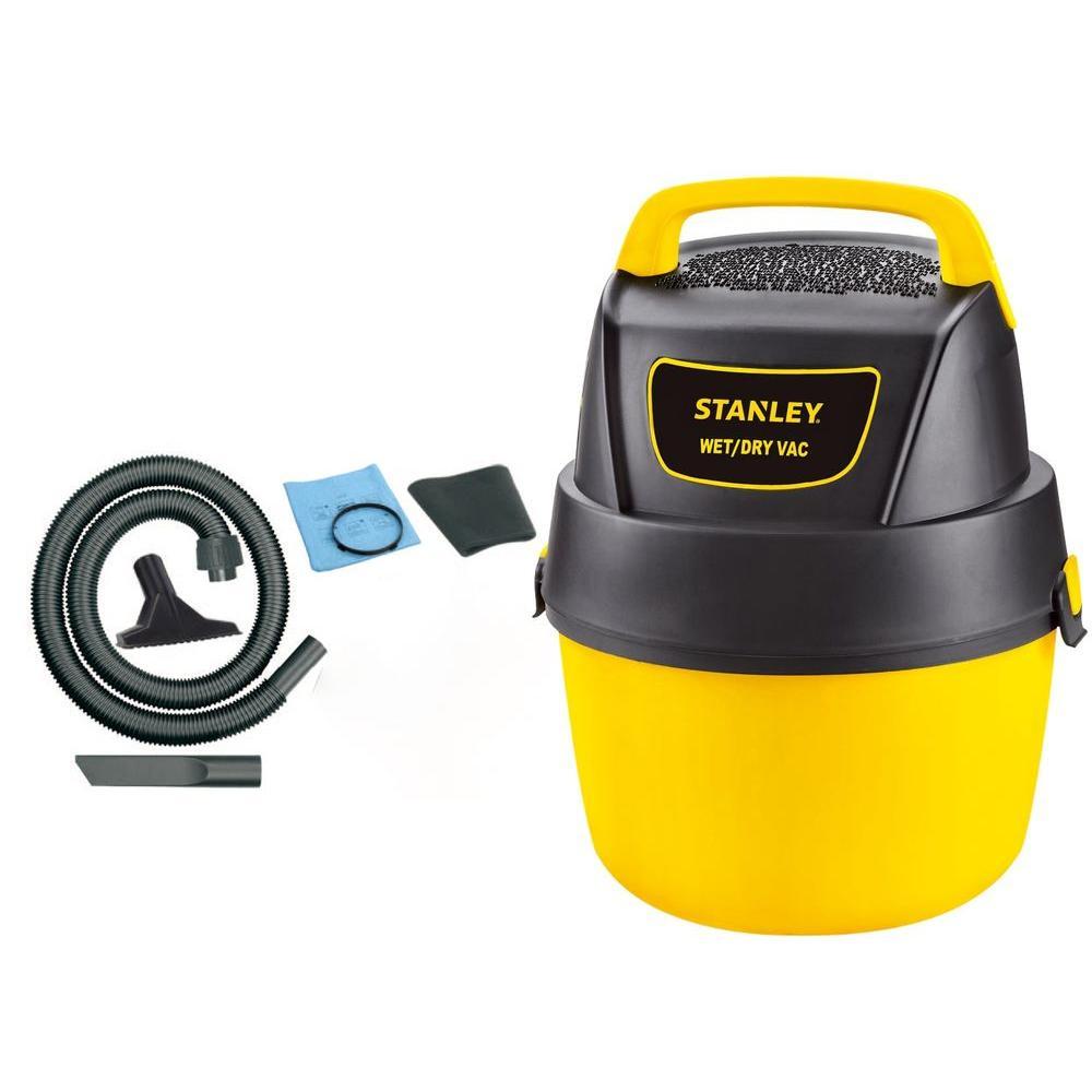 Stanley 1-Gal. Wet/Dry Vacuum