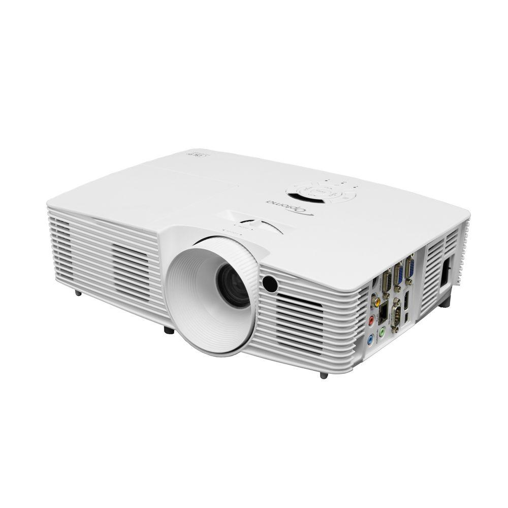 Optoma 1920 x 1200 Full-3D Projector with 3600 Lumens