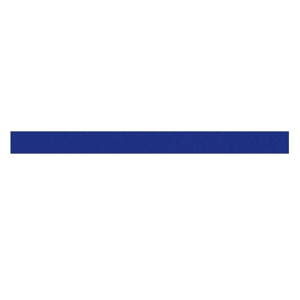 Liners Cobalt Blue 1 2 In X 6 Ceramic Flat Liner Wall