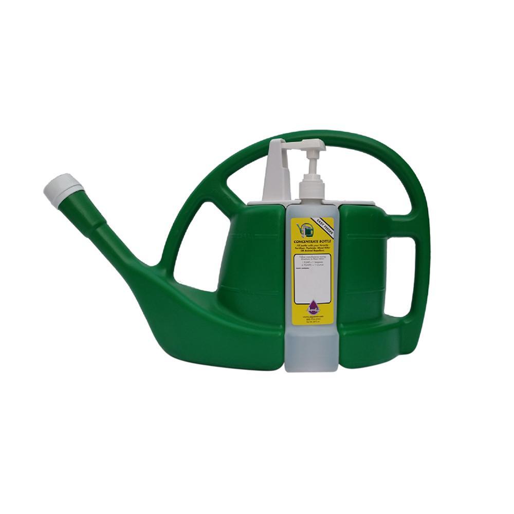AquaVor Deluxe 1.5 Gal. Watering Can with Built-in Fertilizer Dispenser by AquaVor
