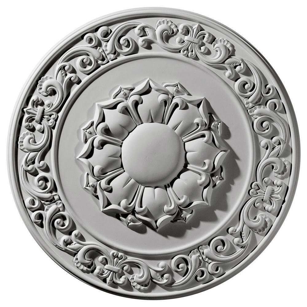27-3/4 in. Sydney Ceiling Medallion