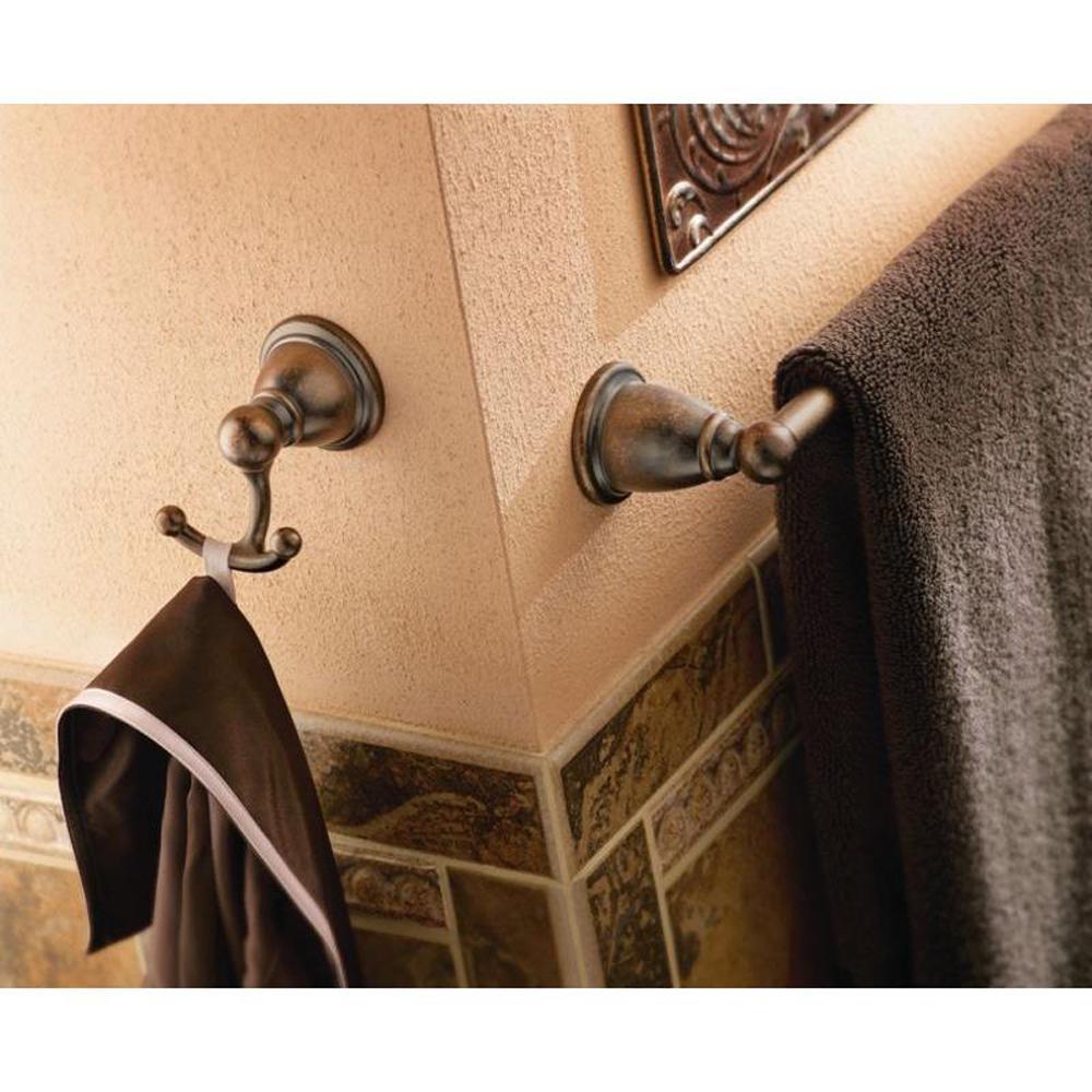 Brantford 18 in. Towel Bar in Oil Rubbed Bronze