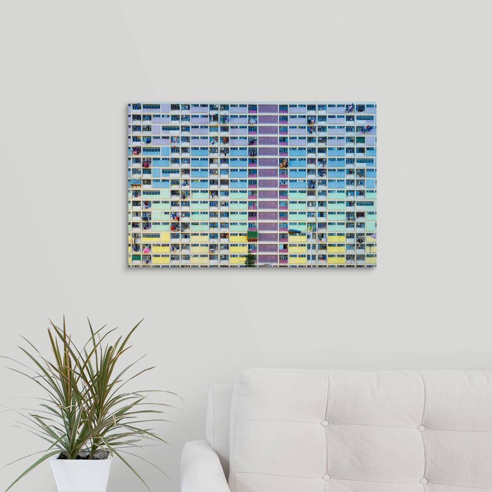 Greatbigcanvas where do you live by marco carmassi canvas wall art 2532512 24 24x16 the home depot