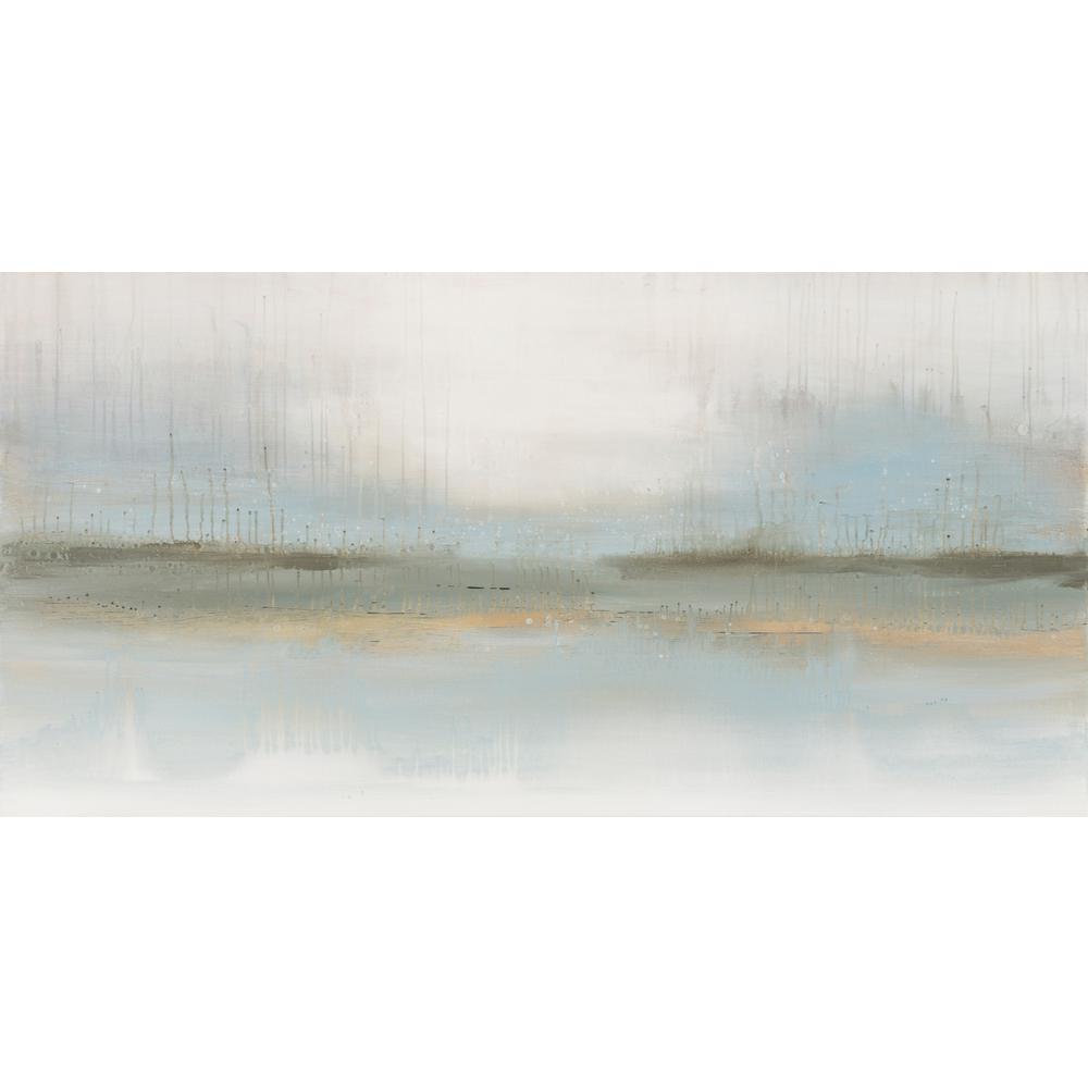 """60 in. x 30 in. """"Rosine"""" by Artistic Weavers Canvas Wall Art"""