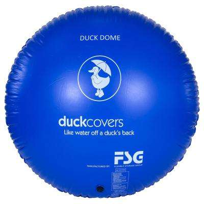 54 in. Dia Duck Dome Airbag