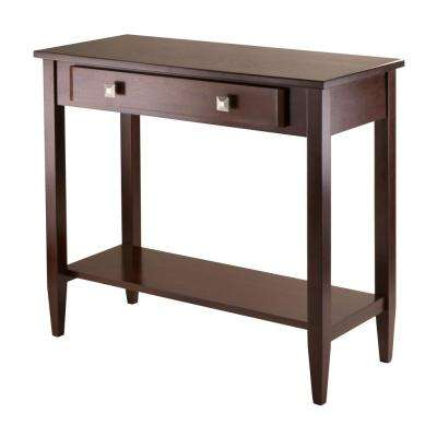 Richmond Walnut Console Table