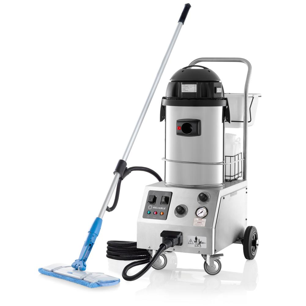 Reliable Tandem Pro Commercial Steam and Vacuum Cleaner