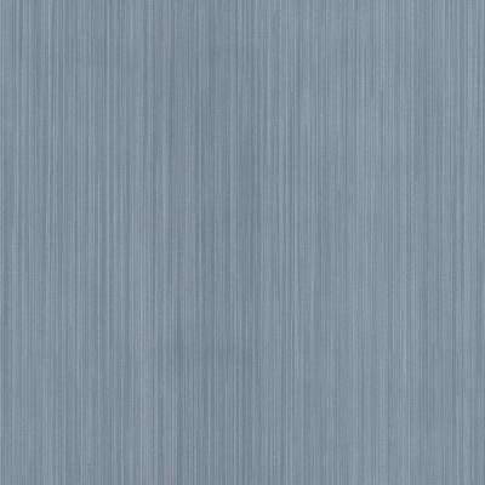 56.4 sq. ft. Tatum Blue Fabric Texture Wallpaper