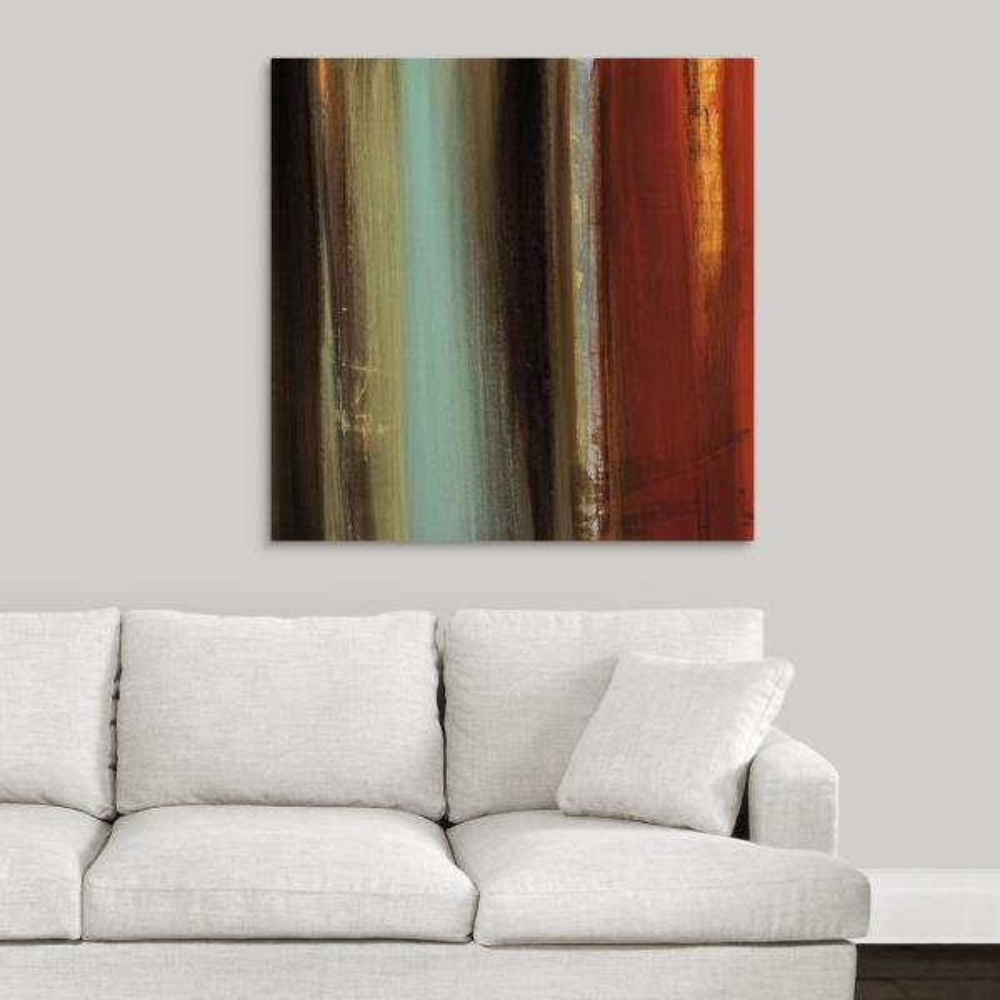 Greatbigcanvas District A Iv By Sarah Stockstill Canvas Wall Art 2406795 24 36x36 The Home Depot