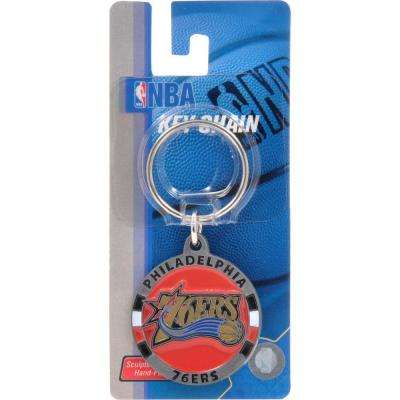 NBA Philadelphia Key Chain (3-Pack)