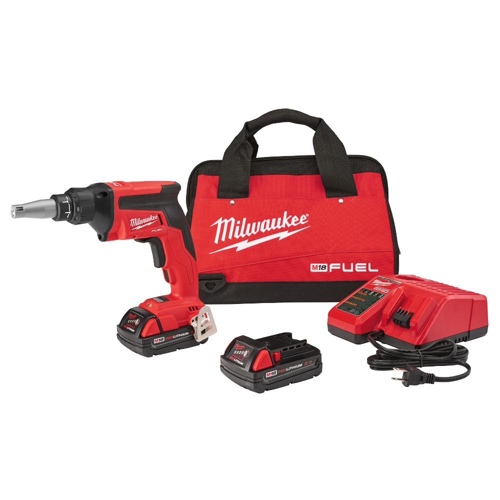 Milwaukee M18 Fuel 18-Volt Lithium-Ion Brushless Cordless...