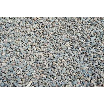 10 cu. ft. Super Sack Medium River Rock