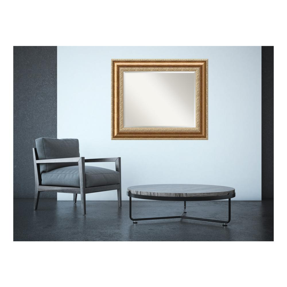 Vienna Bronze Wood 37 in. W x 31 in. H Traditional