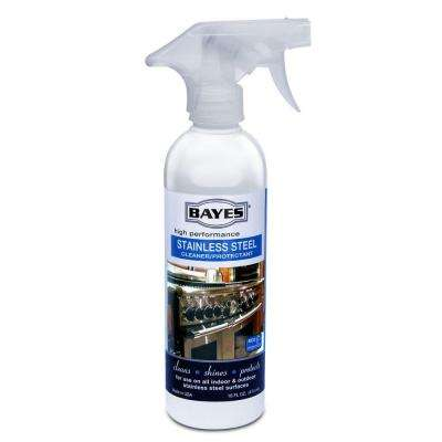16 oz. High Performance Stainless Steel Cleaner / Protectant (3-Pack)