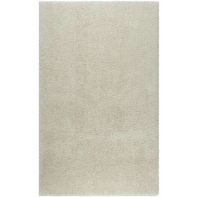 Heavenly Ivory 8 ft. x 10 ft. Indoor Area Rug