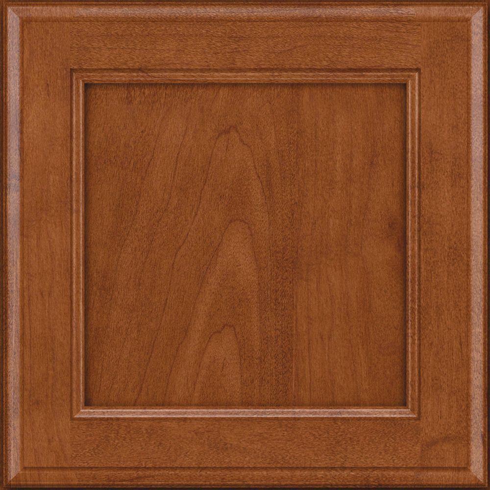Northwood 14 5/8 x 14 5/8 in. Cabinet Door Sample in Chestnut