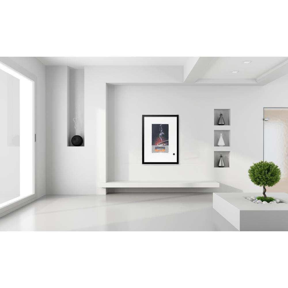 """30 in. x 22 in. """"Oh My VIP Cohiba Cigar Series"""" by Fairchild Paris Framed Print Ad Wall Art"""