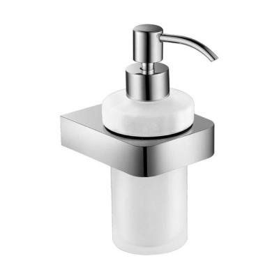 General Hotel Wall Mounted Soap Dispenser in Chrome Finish