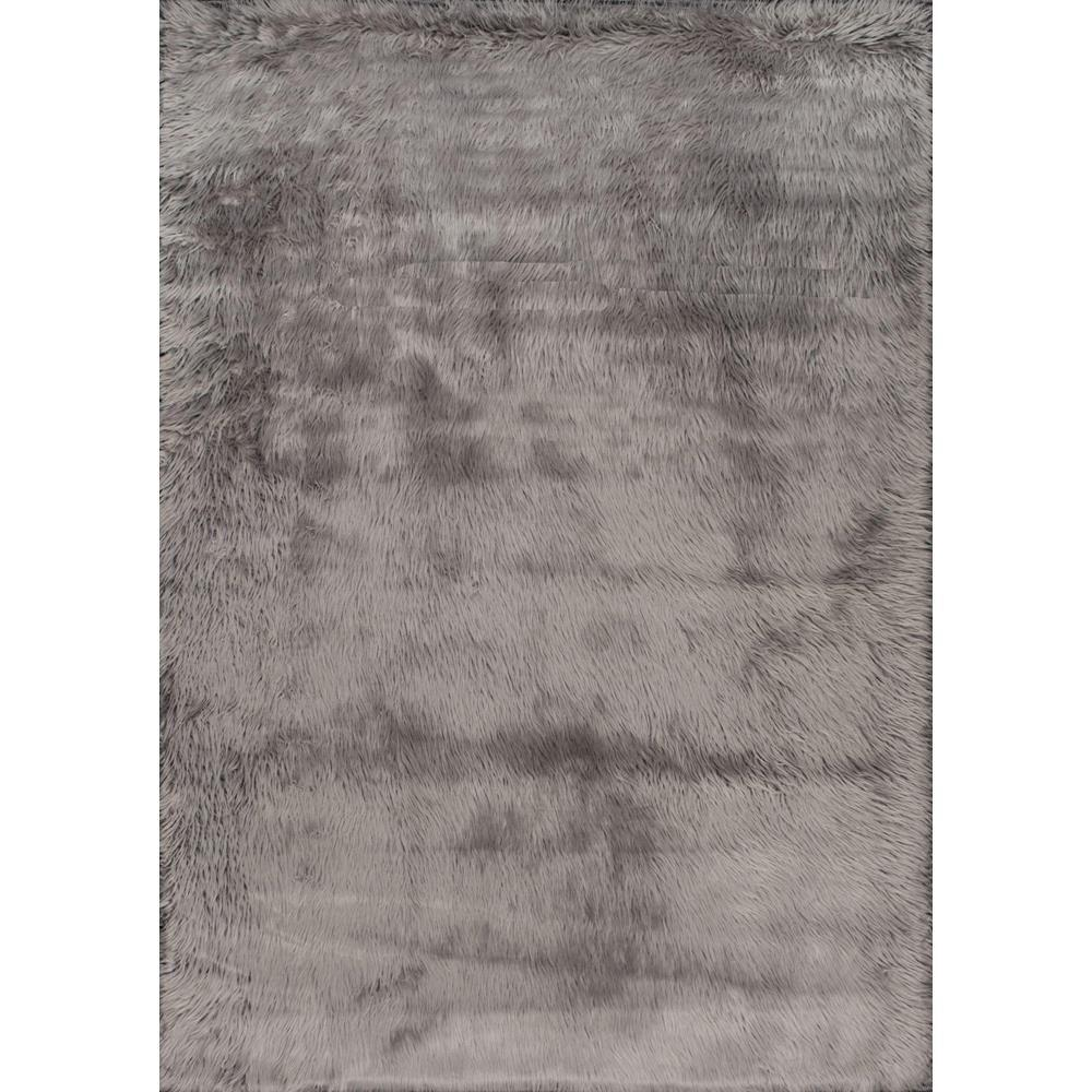 Cloud Gray 9 Ft X 12 Area Rug