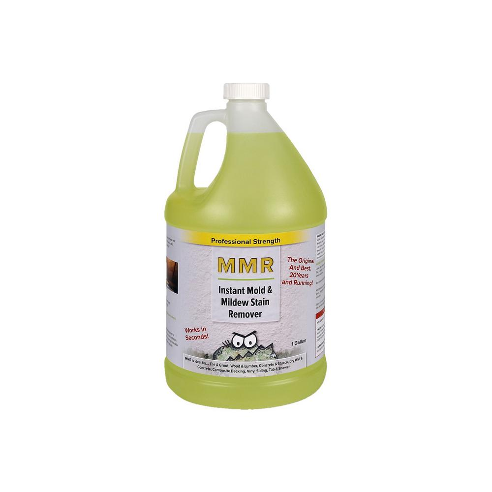 mmr professional 1-gal. instant mold and mildew stain remover