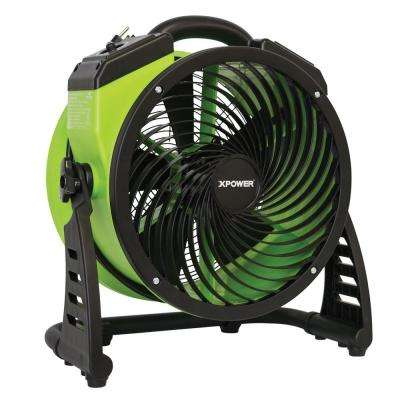 1300 CFM 4 Speed Multipurpose 13 in. Pro Air Circulator Utility Fan