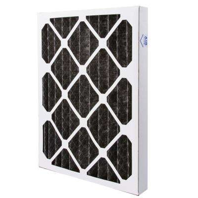 24 in. x 24 in. x 2 in. Pro Carbon FPR 5 Pleated Air Filter (12-Pack)