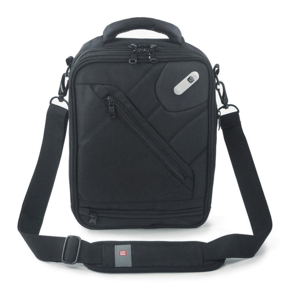 Deals on Ful Black Unisex Sidecar Shoulder Messenger Bag