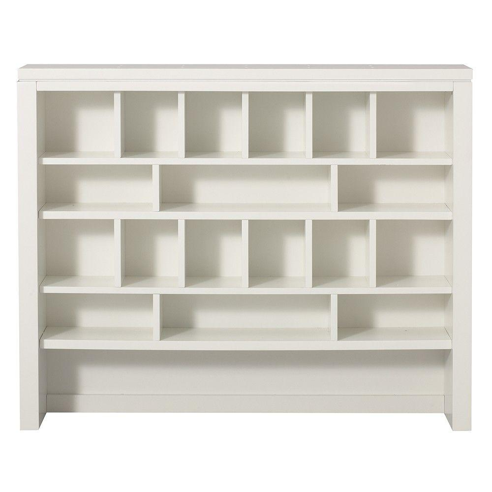 Home Decorators Collection Craft Space 42 In W 18 Cube Picket Fence Apothecary Hutch 1607500400