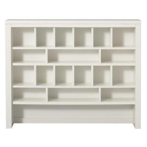 Martha stewart living craft space 42 in w 18 cube picket for Martha stewart craft organizer