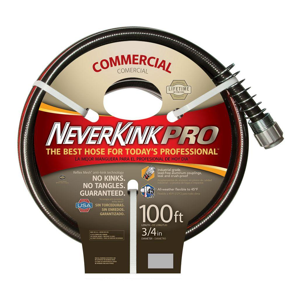 Nice Dia X 100 Ft. Commercial Duty Water Hose