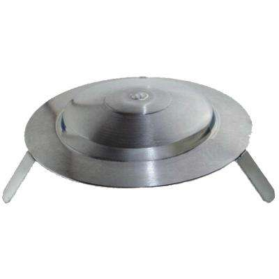 Stainless Steel Radiant Plate and Non-Removable Dome