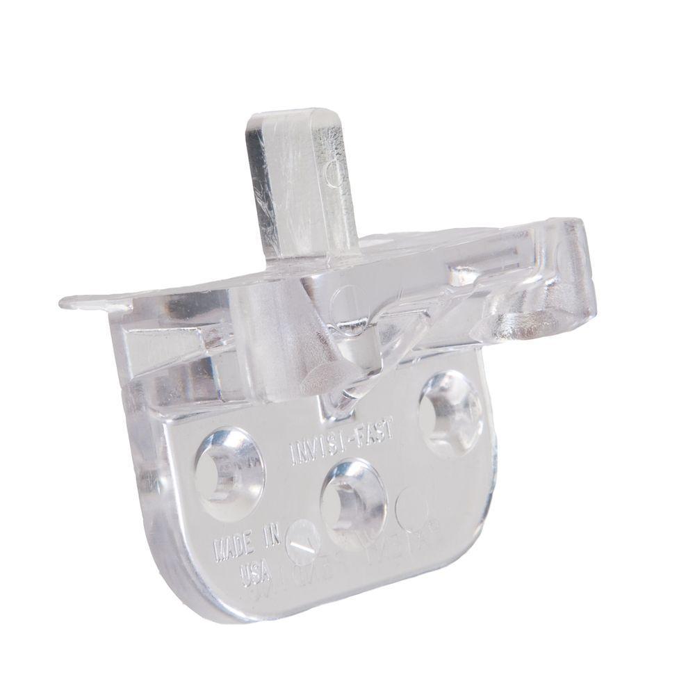 3/16 in. Spacer Kit Original Hidden Deck Fastener with Ceramic Coated Screws (100-Piece)