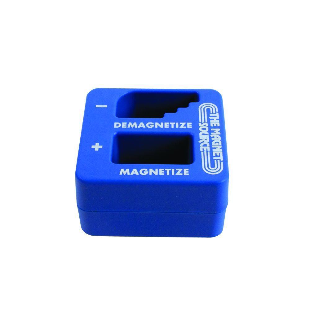 MASTER MAGNETICS Blue Magnetizer/Demagnetizer