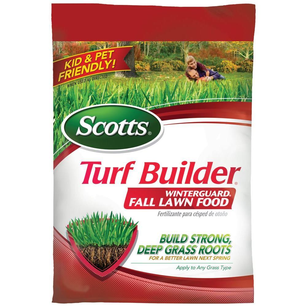 Scotts Turf Builder 12.5 Lb. 5,000 Sq. Ft. WinterGuard