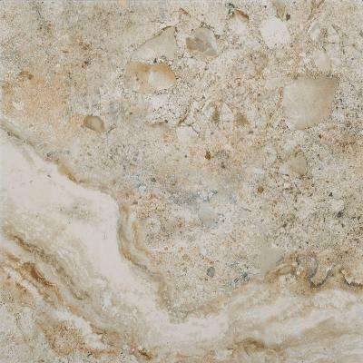 Venetia Grey 12 in. x 12 in. Porcelain Floor and Wall Tile (14.33 sq. ft. / case)