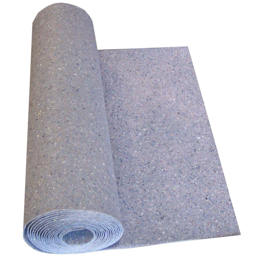 Insulayment 100 Sq Ft 3 Ft X 33 4 Ft X 1 8 In Underlayment