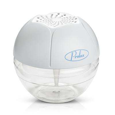 White 2 Speed Water Based Air Purifier Humidifier Aroma Therapy and Air Cleaner with UV Purification