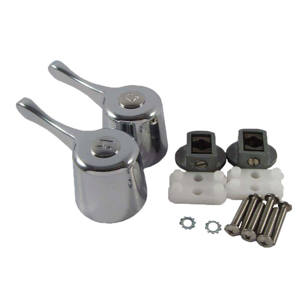 PartsmasterPro Vise Grip Ergo Lever Handles in Chrome-58198 - The ...