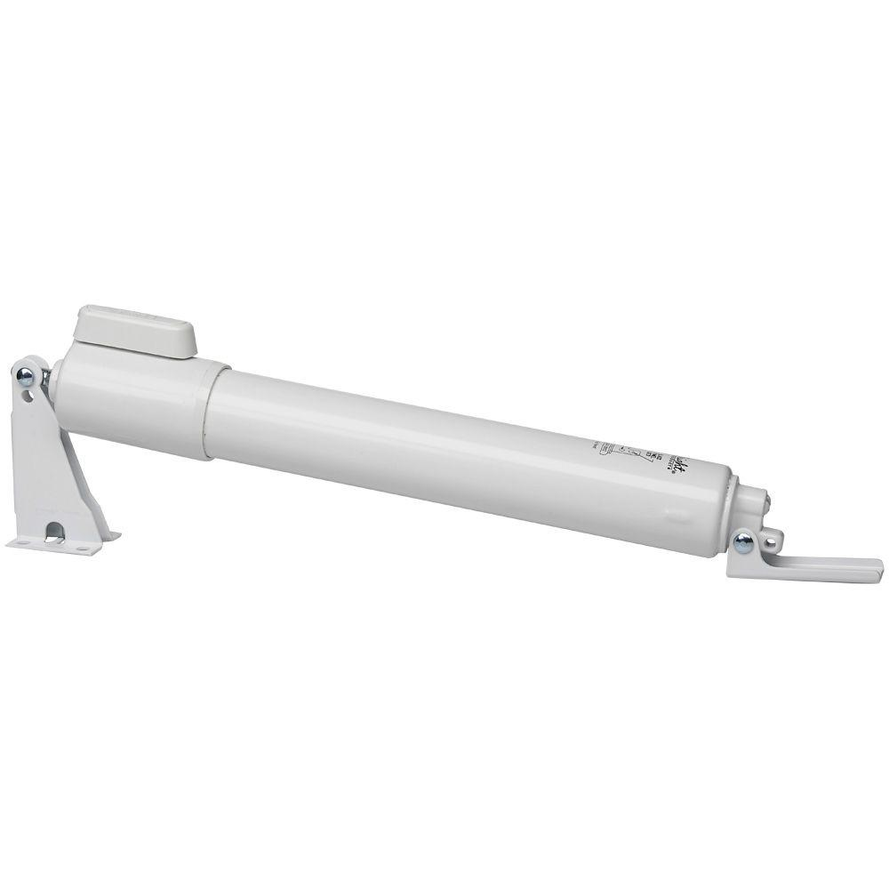 Wright Products Heavy Duty Tap N Go Closer In White