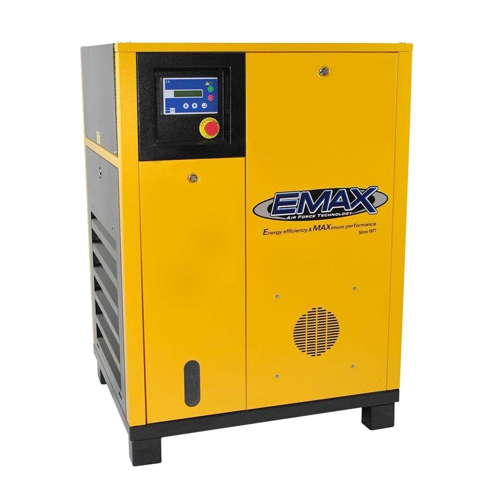 Dewalt 80 Gal 75 Hp 175 Psi 2 Stage Stationary Electric Air Industrial Compressors 3 Phase Wiring Diagram Compressor Dxcmv7518075 The Home Depot