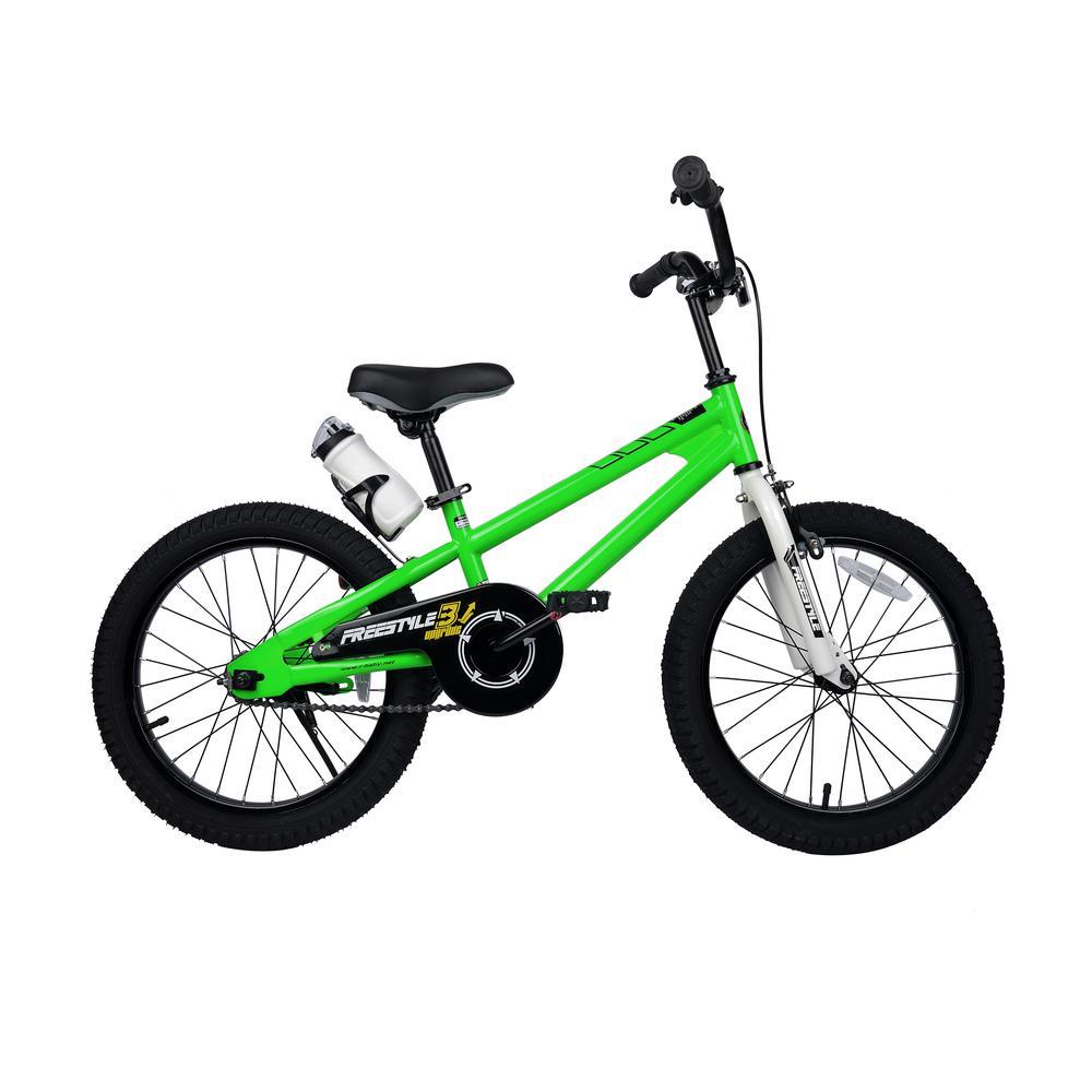 Royalbaby 18 in. Wheels Freestyle BMX Kid\'s Bike, Boy\'s Bikes and ...