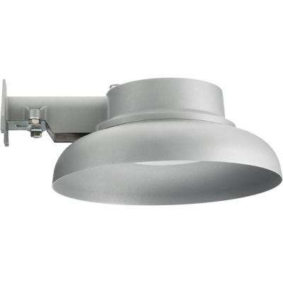 TDD LED Gray Outdoor Integrated LED Canopy Area Light