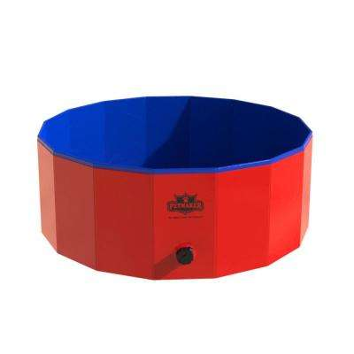 Small Collapsible Pet Pool